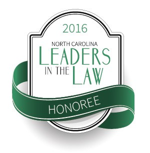 John Eluwa, Esq., 2016 NC Leaders of the Law Honoree