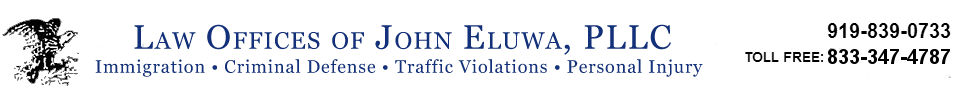 Law Offices of John Eluwa, PLLC